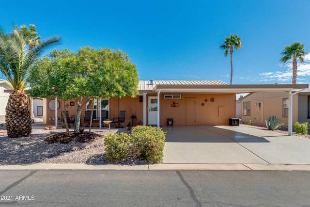 2400 E Baseline Avenue #244, Apache Junction, AZ 85119 (MLS #6203052) :: Long Realty West Valley