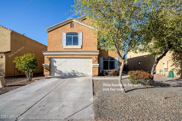 1274 E Daniella Drive, San Tan Valley, AZ 85140 (MLS #6203055) :: Arizona 1 Real Estate Team
