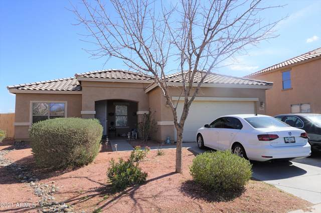 1880 N Parkside Lane, Casa Grande, AZ 85122 (MLS #6203066) :: Yost Realty Group at RE/MAX Casa Grande
