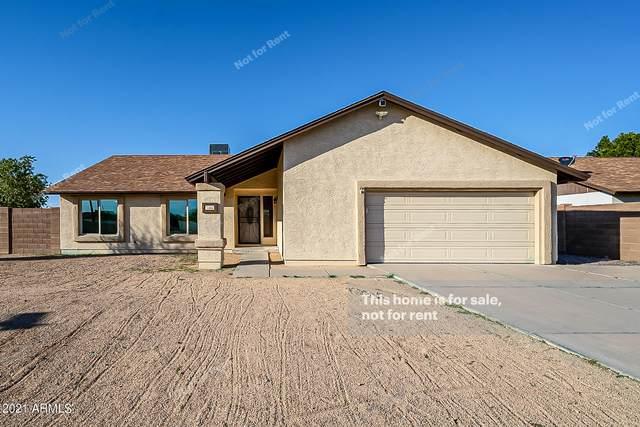 7266 W Cherry Hills Drive, Peoria, AZ 85345 (MLS #6203077) :: The Laughton Team