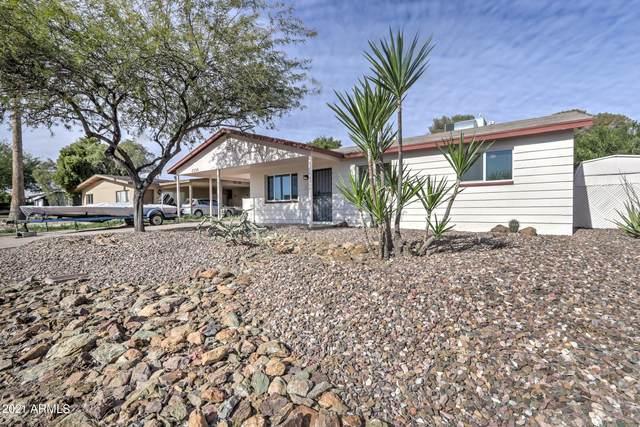 2334 E Sylvia Street, Phoenix, AZ 85022 (MLS #6203094) :: Executive Realty Advisors