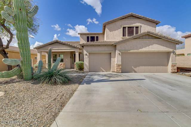 30294 N 123RD Lane, Peoria, AZ 85383 (MLS #6203096) :: The Laughton Team