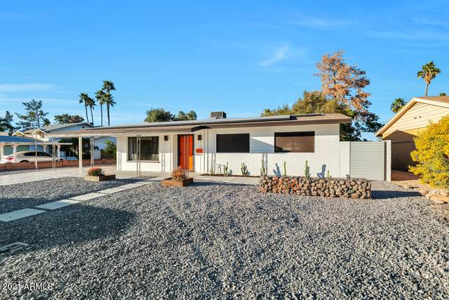 206 E Hermosa Drive, Tempe, AZ 85282 (MLS #6203097) :: Executive Realty Advisors