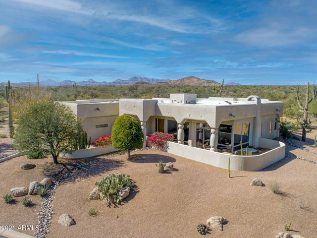 27114 N Palo Fierro Road, Rio Verde, AZ 85263 (MLS #6203099) :: The Riddle Group