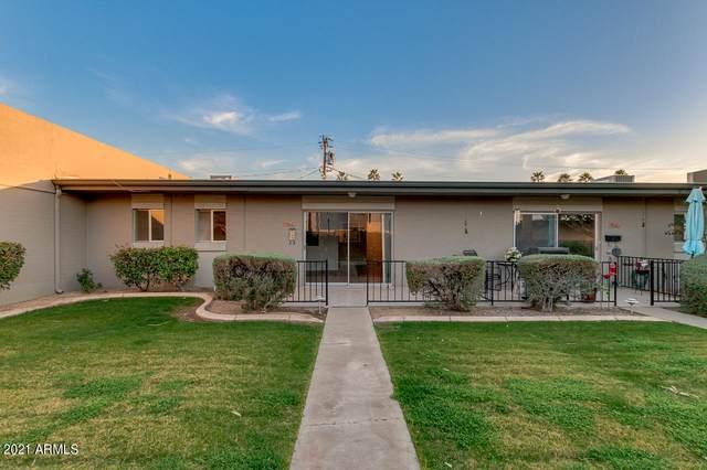 4360 N 36TH Street, Phoenix, AZ 85018 (MLS #6203101) :: The Luna Team