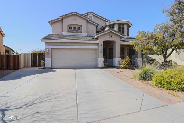 22496 N 104TH Avenue, Peoria, AZ 85383 (MLS #6203103) :: The Laughton Team