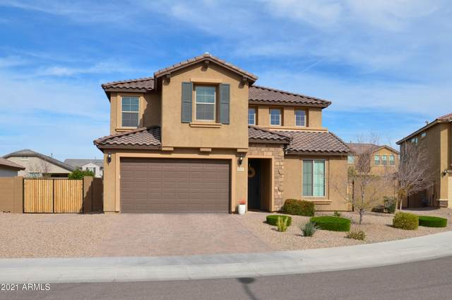 9528 W Weeping Willow Road, Peoria, AZ 85383 (MLS #6203114) :: The Laughton Team