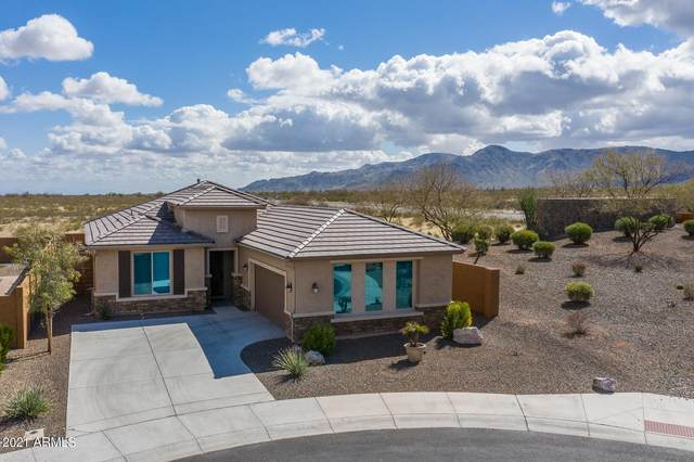 19501 N 259TH Avenue, Buckeye, AZ 85396 (MLS #6203132) :: Openshaw Real Estate Group in partnership with The Jesse Herfel Real Estate Group
