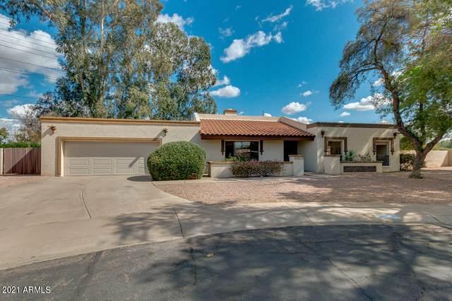10572 N 79TH Street, Scottsdale, AZ 85258 (MLS #6203143) :: The Laughton Team