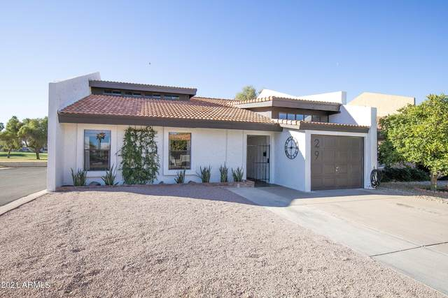 2329 N Recker Road #29, Mesa, AZ 85215 (MLS #6203152) :: The Carin Nguyen Team