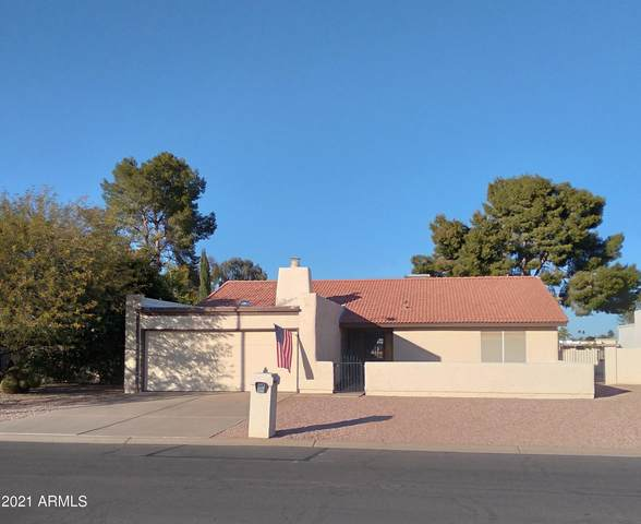 9314 E Sun Lakes Boulevard N, Sun Lakes, AZ 85248 (MLS #6203166) :: Zolin Group