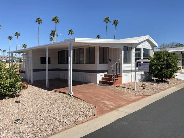 7750 E Broadway Road #674, Mesa, AZ 85208 (MLS #6203169) :: Power Realty Group Model Home Center