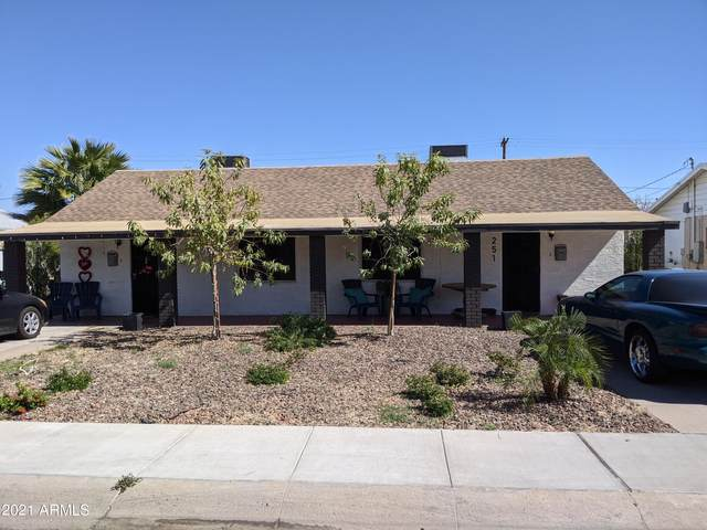 251 N Drew Street, Mesa, AZ 85201 (MLS #6203174) :: The Daniel Montez Real Estate Group