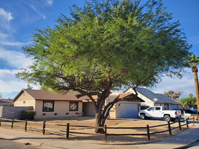 3632 N 88TH Drive, Phoenix, AZ 85037 (MLS #6203178) :: Power Realty Group Model Home Center