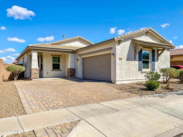 3112 E Harrison Street, Gilbert, AZ 85295 (MLS #6203181) :: The Laughton Team