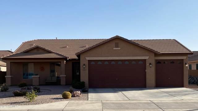 2369 W Mila Way, Queen Creek, AZ 85142 (MLS #6203182) :: The Laughton Team