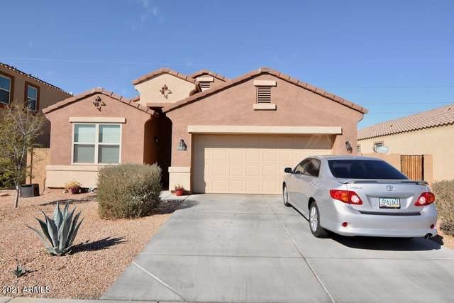6970 S 254TH Lane, Buckeye, AZ 85326 (MLS #6203197) :: Keller Williams Realty Phoenix