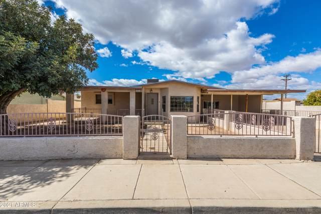 15838 N Verde Street, Surprise, AZ 85378 (MLS #6203199) :: The Laughton Team
