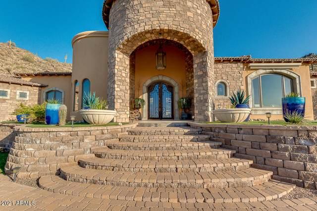 9215 W Canyon Verde Drive, Casa Grande, AZ 85194 (MLS #6203202) :: TIBBS Realty