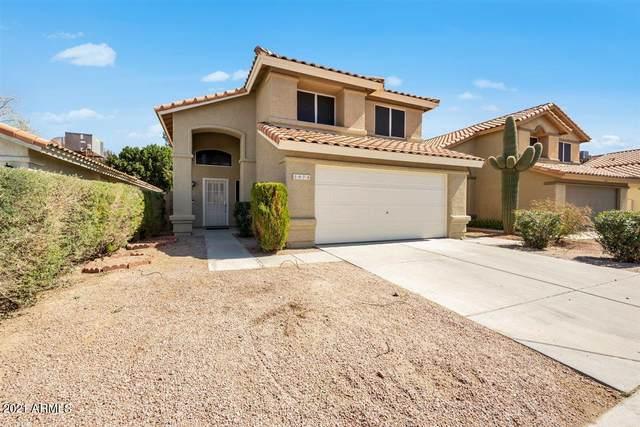 1073 N Woodburne Drive, Chandler, AZ 85224 (MLS #6203203) :: The Laughton Team