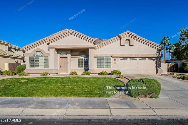 1681 S Granite Street, Gilbert, AZ 85295 (MLS #6203208) :: The Copa Team | The Maricopa Real Estate Company