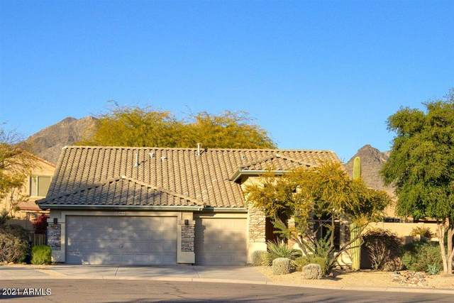 10636 E Tierra Buena Lane, Scottsdale, AZ 85255 (MLS #6203209) :: Executive Realty Advisors