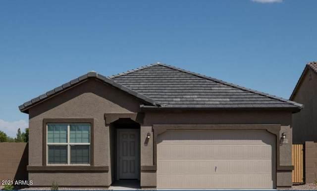 374 S Borromeo Drive, Casa Grande, AZ 85194 (MLS #6203217) :: Devor Real Estate Associates