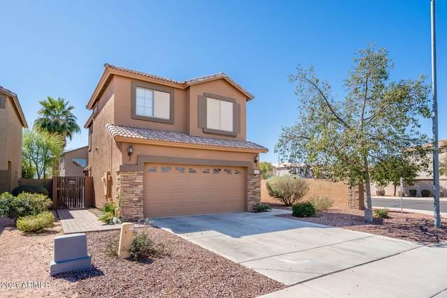 11387 W Cocopah Street, Avondale, AZ 85323 (MLS #6203225) :: The Garcia Group