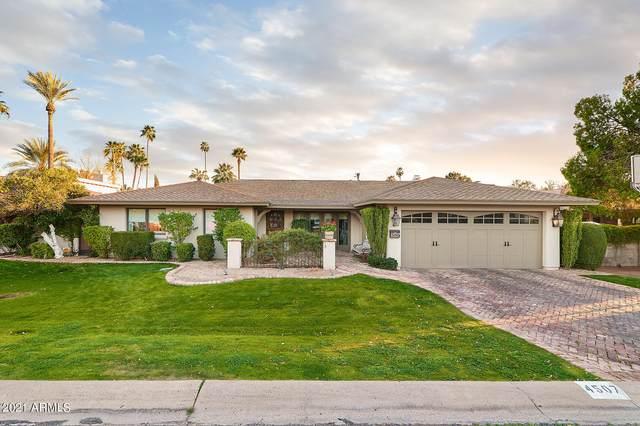 4507 E Cheery Lynn Road, Phoenix, AZ 85018 (MLS #6203228) :: Power Realty Group Model Home Center