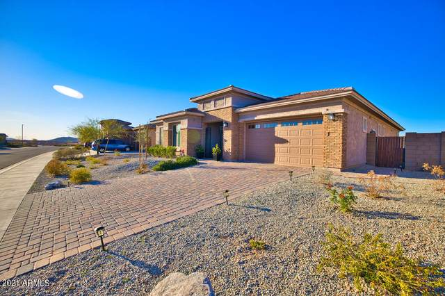 18392 W Thunderhill Place, Goodyear, AZ 85338 (MLS #6203233) :: Long Realty West Valley