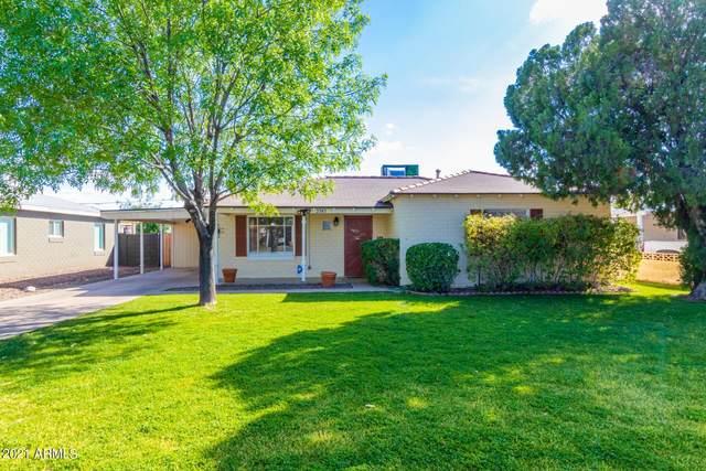 2143 W Flower Street, Phoenix, AZ 85015 (MLS #6203234) :: Executive Realty Advisors