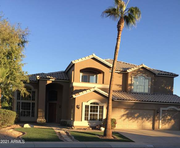 801 S Copper Key Ct Court, Gilbert, AZ 85233 (MLS #6203241) :: The Laughton Team