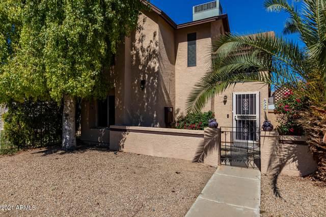6722 W Kings Avenue, Peoria, AZ 85382 (MLS #6203248) :: Midland Real Estate Alliance