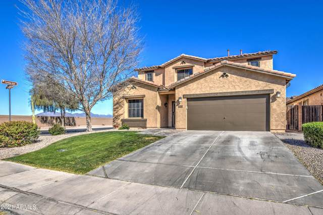 45480 W Portabello Road, Maricopa, AZ 85139 (MLS #6203250) :: Midland Real Estate Alliance