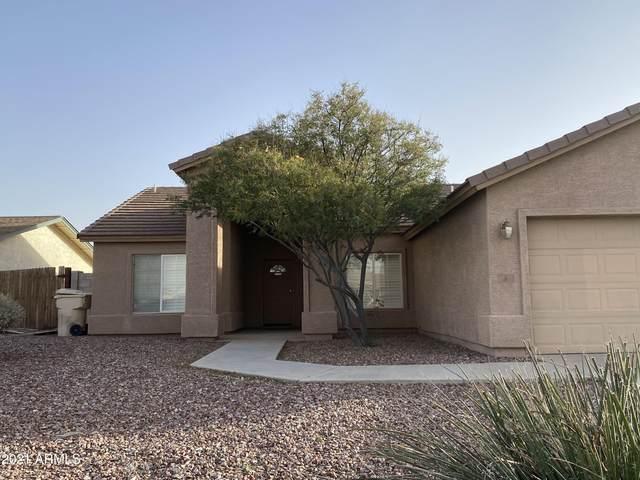 9251 W Raven Drive, Arizona City, AZ 85123 (MLS #6203252) :: The Carin Nguyen Team