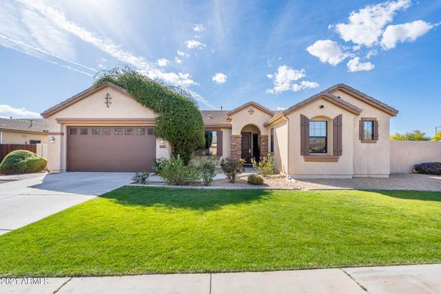 4294 N 162ND Avenue, Goodyear, AZ 85395 (MLS #6203256) :: The Garcia Group