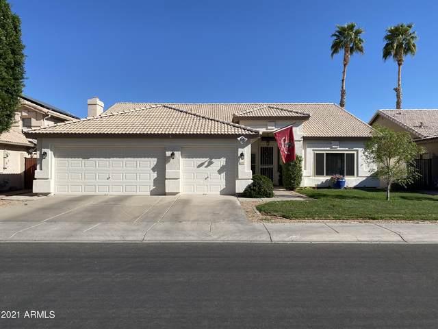 4372 W Walton Way, Chandler, AZ 85226 (MLS #6203263) :: Midland Real Estate Alliance
