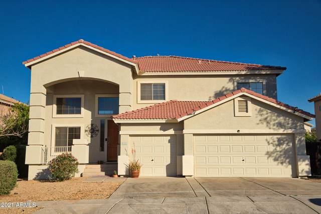 8022 W Gibson Lane, Phoenix, AZ 85043 (MLS #6203267) :: Power Realty Group Model Home Center