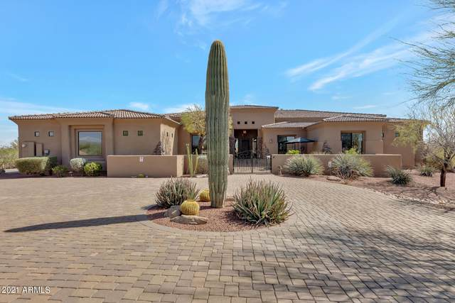 32016 N 143RD Place, Scottsdale, AZ 85262 (MLS #6203279) :: The Riddle Group