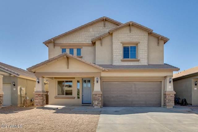 21924 S 215TH Street, Queen Creek, AZ 85142 (MLS #6203280) :: Devor Real Estate Associates