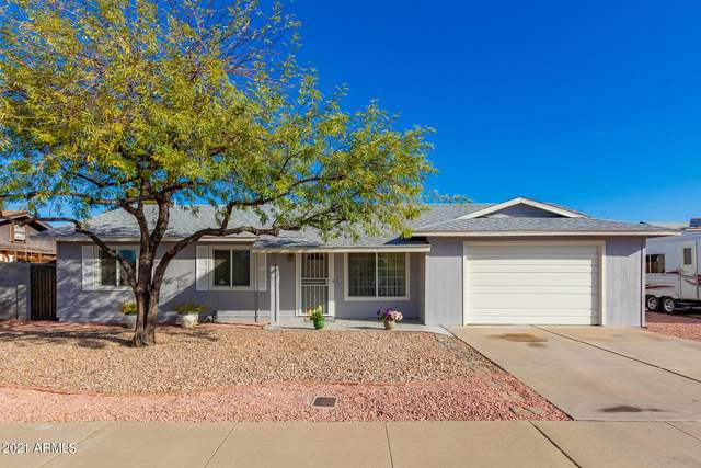 5508 W Michelle Drive, Glendale, AZ 85308 (MLS #6203290) :: Keller Williams Realty Phoenix