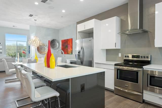 16510 N 92ND Street #1021, Scottsdale, AZ 85260 (MLS #6203292) :: Executive Realty Advisors