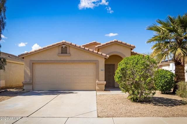 3822 S 62ND Lane, Phoenix, AZ 85043 (MLS #6203298) :: Power Realty Group Model Home Center