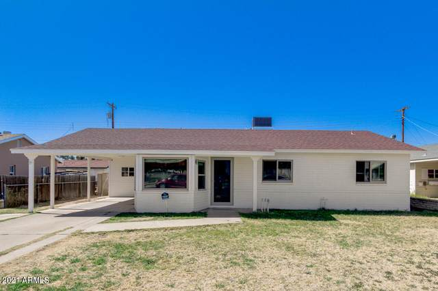 6330 N 23RD Avenue, Phoenix, AZ 85015 (MLS #6203299) :: Power Realty Group Model Home Center