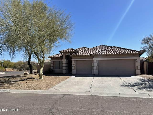 28077 N Muscovite Drive, San Tan Valley, AZ 85143 (MLS #6203315) :: The Carin Nguyen Team