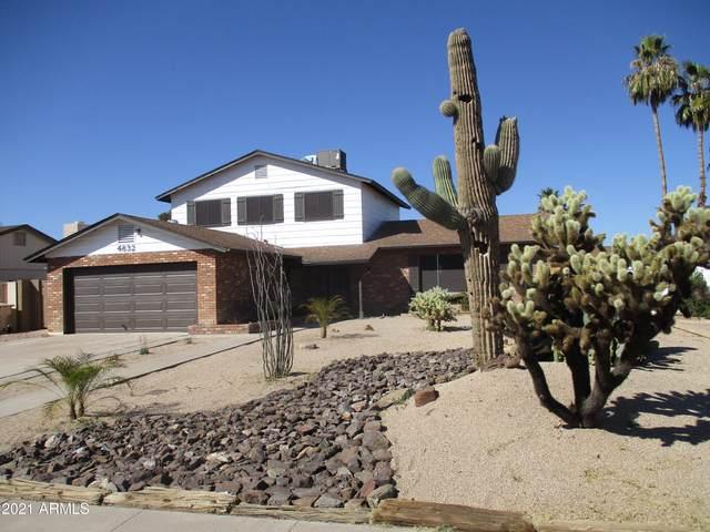 4832 W Mountain View Road, Glendale, AZ 85302 (MLS #6203322) :: Power Realty Group Model Home Center