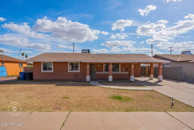 615 E 8TH Avenue, Mesa, AZ 85204 (MLS #6203343) :: Midland Real Estate Alliance