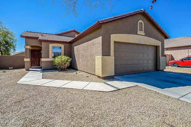 10741 E Kilarea Avenue, Mesa, AZ 85209 (MLS #6203345) :: Midland Real Estate Alliance