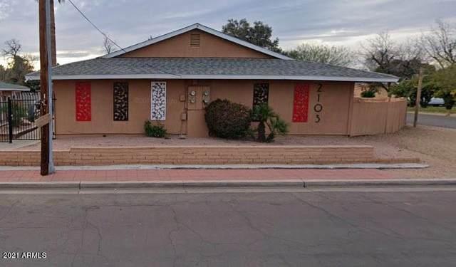2103 W Morten Avenue, Phoenix, AZ 85021 (#6203350) :: Luxury Group - Realty Executives Arizona Properties