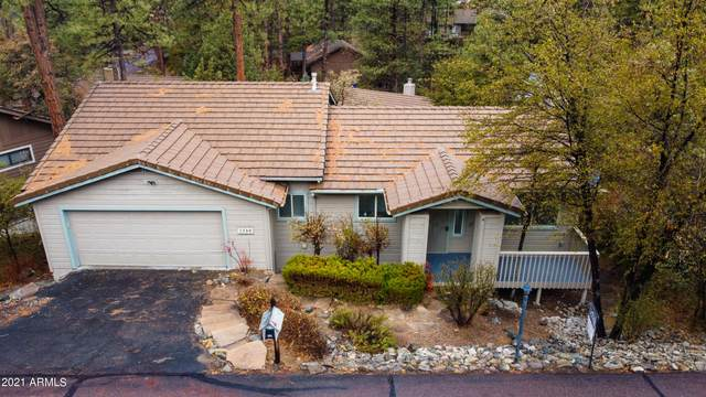 1780 Royal Oak Circle, Prescott, AZ 86305 (MLS #6203351) :: Devor Real Estate Associates